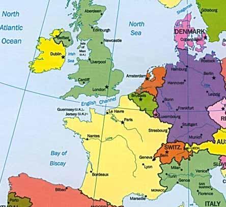 Where Is Belgium